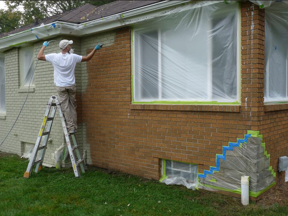 Painting Knife River Premier Builders Llc